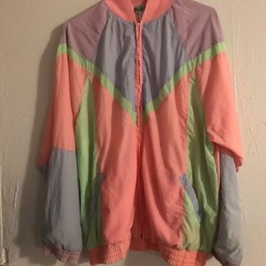 NWT authentic vintage BLAST jacket